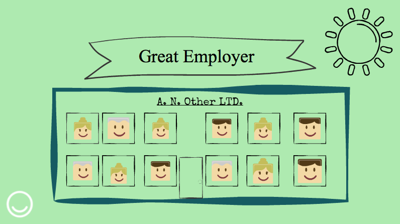 Be a great employer